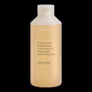 a single shampoo - 250ml - RT